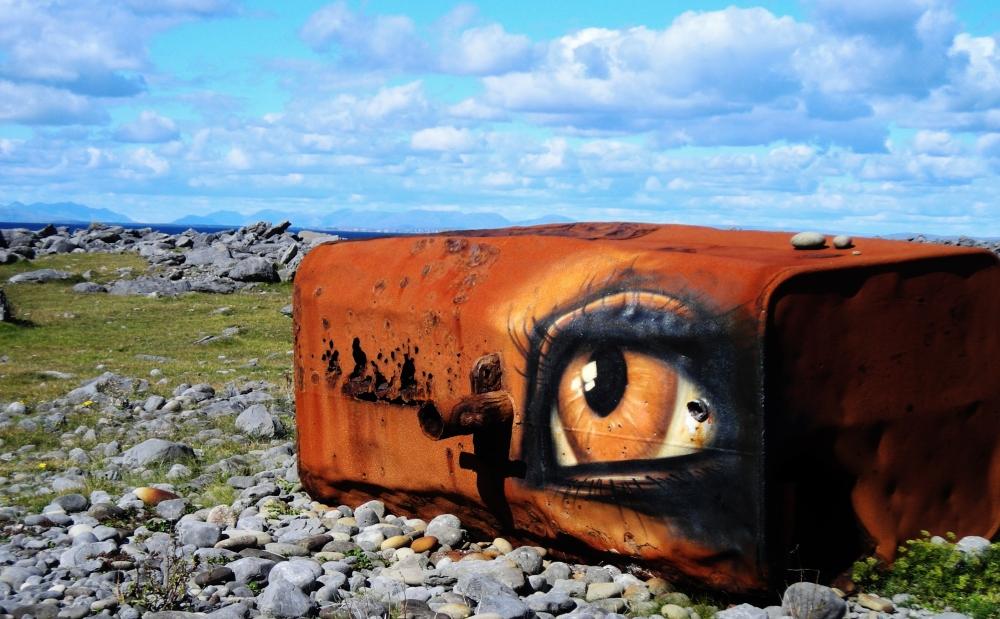 Eye in the Burren I