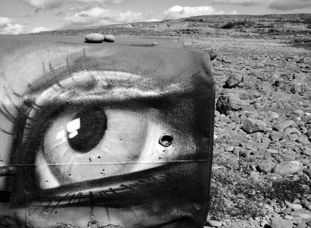 Eye in the Burren II