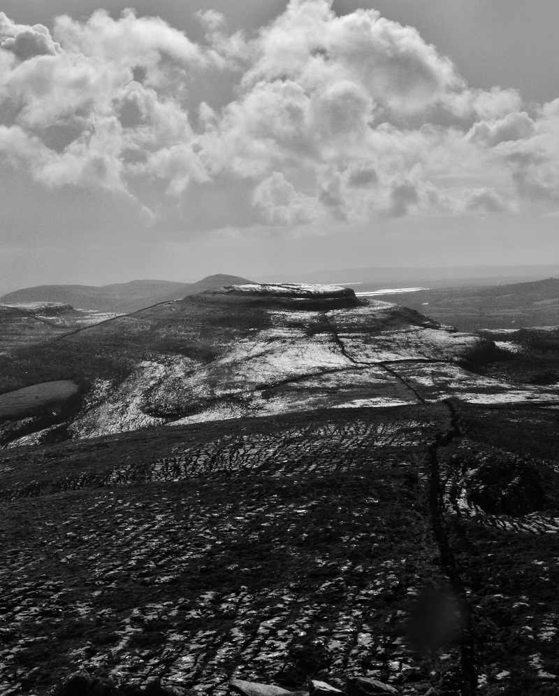 Turloughmore Mountain III