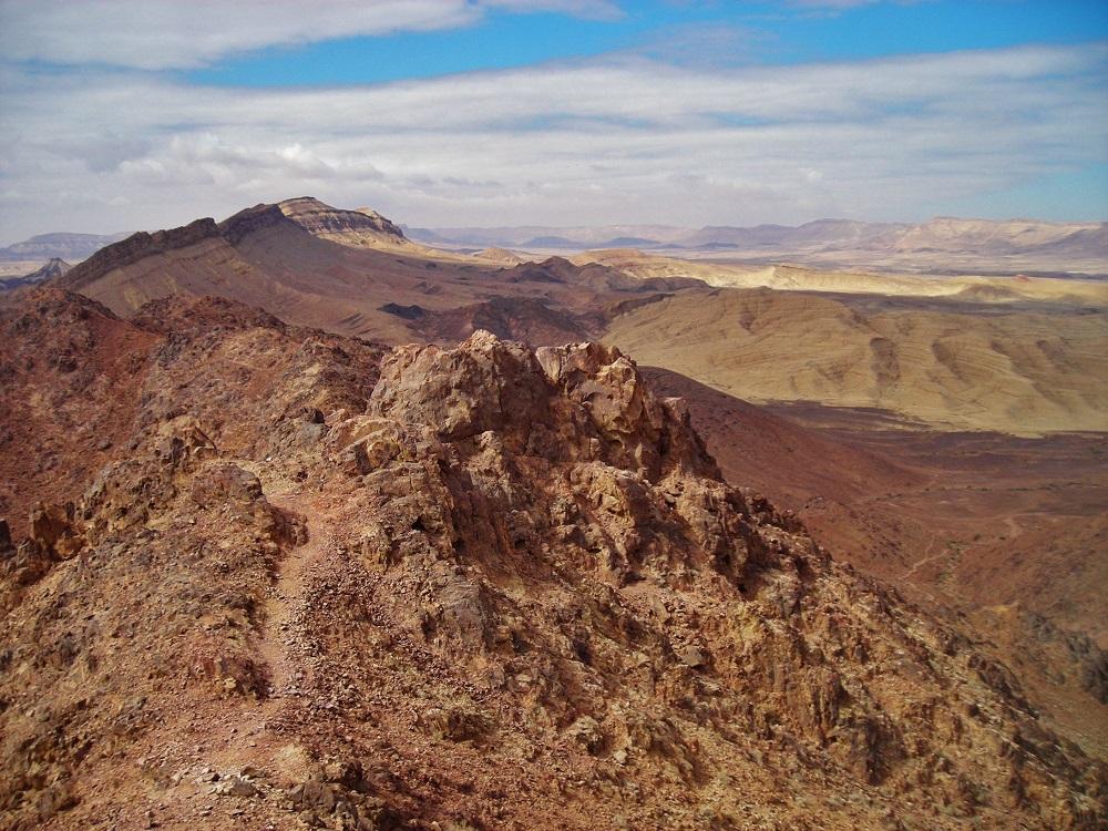 Crater Edge I