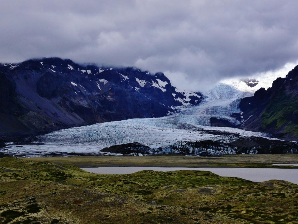 Glacier IV