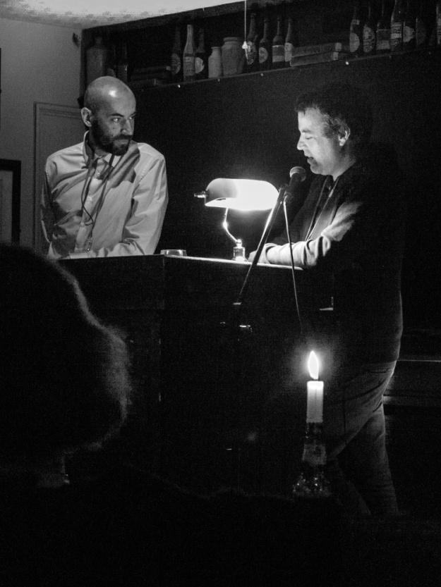 Karl Parkinson & Dave Lordan