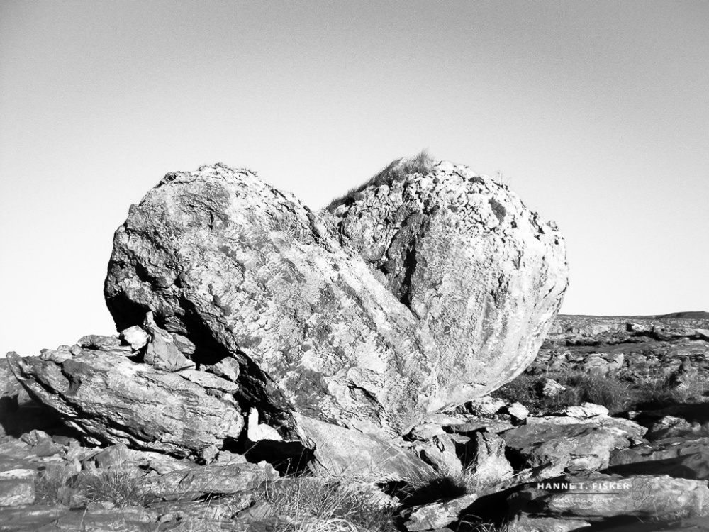 'Burren Heart'